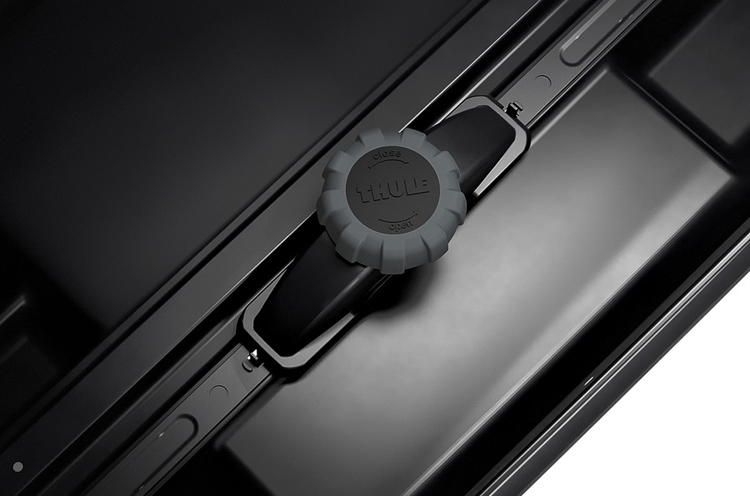 roofbox มือสอง thule touring 100 s กล่องหลังคา มือสอง