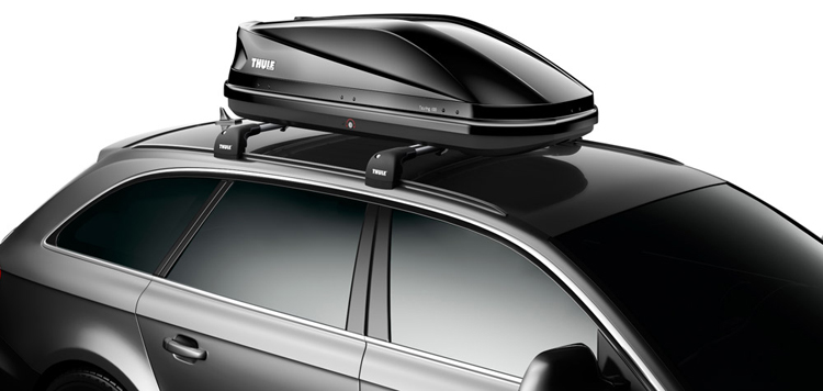 roof box thule touring 100 s กล่องหลังคารถมือสอง