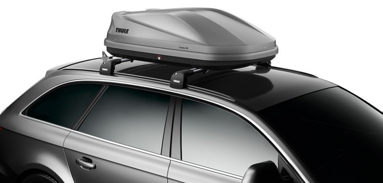 roof box มือสอง thule touring 100 s กล่อง thule
