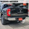 ชุดลากเรือ นิสสัน นาวารา ออกแบบคานลากเรือ สำหรับ Nissan Navara โดยเฉพาะ
